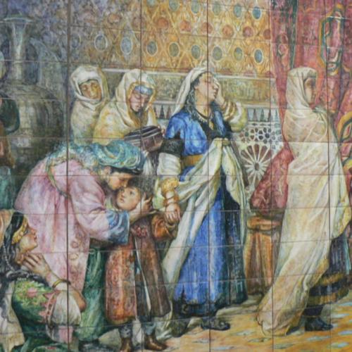 azulejos en Sevilla para interior